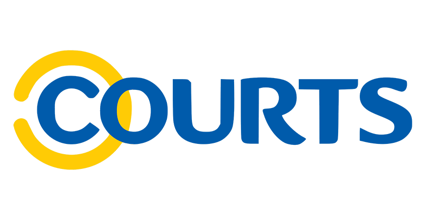 Courts coupon promo, voucher discount code December